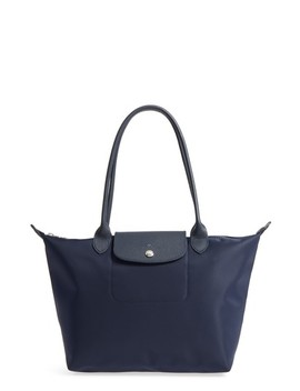 small-le-pliage-neo-nylon-tote by longchamp