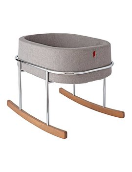 Monte Grey Rockwell Bassinet by The Land Of Nod