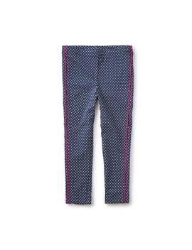 Stripe N Dot Leggings by Tea Collection