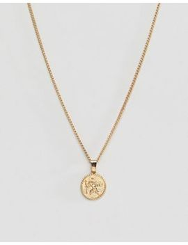 liars-&-lovers-gold-coin-pendant-necklace by liars-&-lovers