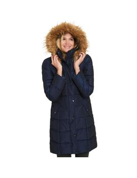 Puffer Coat With Hood by G.H.Bass & Co.