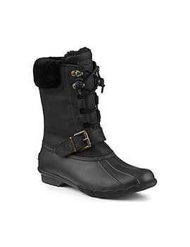 Saltwater Misty Duck Boot W/ Thinsulate™ by Sperry