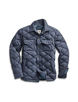 Men's Quilted Shirt Jacket W/ Thinsulate™ by Sperry