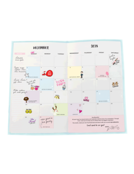 Pretty Little Planner by Too Faced