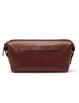 Leather Dopp Kit by Cuyana