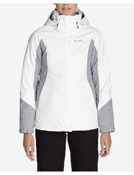 Women's Powder Search 2.0 3 In 1 Down Jacket by Eddie Bauer