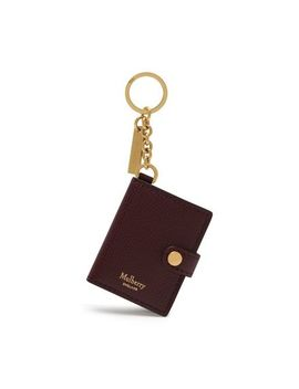 Portrait Keyring by Mulberry