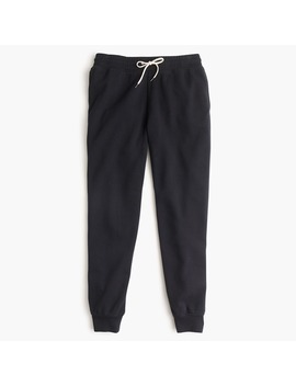 French Rib Trouser Sweatpant by J.Crew