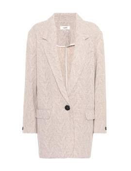 floyd-wool-blend-blazer by isabel-marant,-Étoile