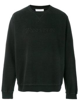 embroidered-jwa-logo-sweatshirt by jw-anderson