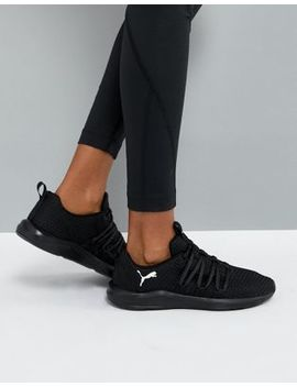 Puma Prowl Alt Weave Training Sneakers In Black by Puma