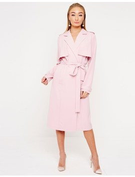 Unique 21 Trench Coat by Lipsy