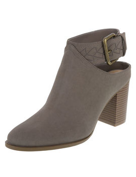 Women's Pepper Ankle Strap Boots by Learn About The Brand American Eagle