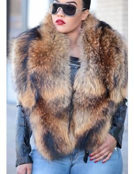 *Preorder* Full Effect Fur Collar by Bdonnas
