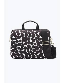 "Neoprene Graphic Painted Dots 13"" Commuter Laptop Case by Marc Jacobs"