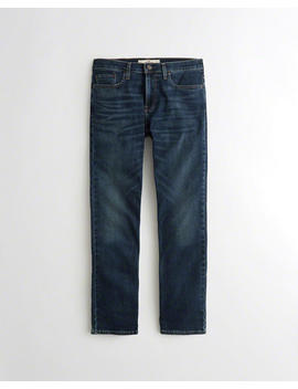 Hollister Epic Flex Slim Straight Jeans by Hollister