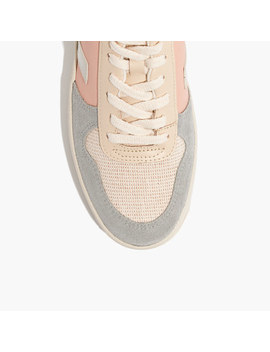 veja-v-10-sneakers-in-colorblock by madewell