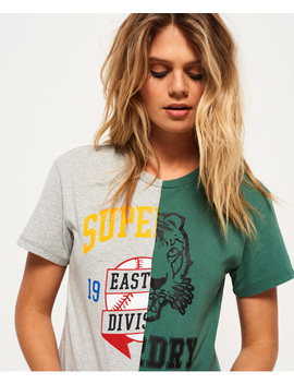 Corner Back T Shirt by Superdry