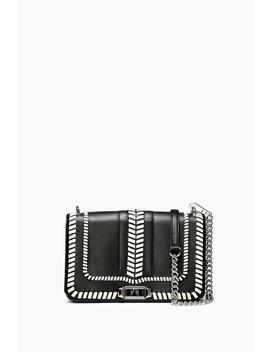 Love Crossbody With Whipstitch by Rebecca Minkoff