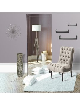 "mirrored-bevel-floor-mirror-70""-x-30""-by-naomi-home by naomi-home"