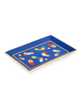 Full Dose Rectangle Tray by Jonathan Adler
