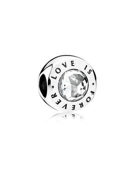 Love Is Forever Charm by Pandora