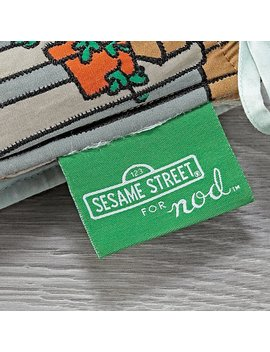 Sesame Street Carry Home Brownstone by The Land Of Nod