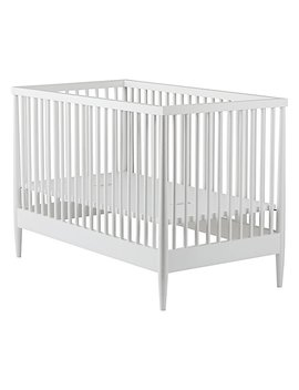 Hampshire White Crib by The Land Of Nod