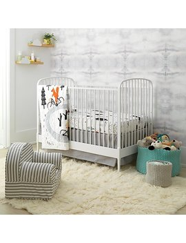 Larkin White Crib by The Land Of Nod
