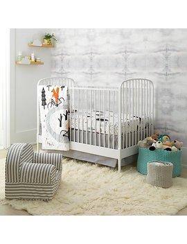 Larkin White Crib by The Land Of Nod