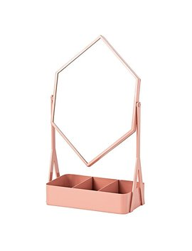 Coral Vanity Mirror by The Land Of Nod