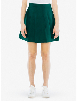 Gabardine School Skirt by American Apparel