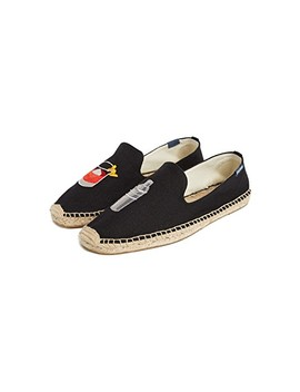 X Lucy Mail Negroni &Amp; Shaker Espadrilles by Soludos