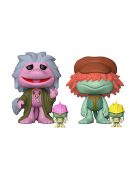 Funko Pop! Fraggle Rock Vinyl Figures by Think Geek