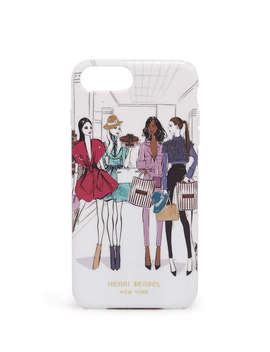 Runway Girls Graphic Case For I Phone 6 / 7 Plus Runway Girls Graphic Case For I Phone 6 / 7 Plus by Henri Bendel