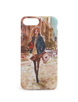 Downtown Girl Graphic Case For I Phone 7/8 Plus Downtown Girl Graphic Case For I Phone 7/8 Plus by Henri Bendel