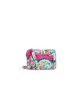 Iconic Rfid Little Hipster by Vera Bradley