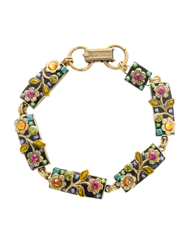 Midnight Garden Small Charm Bracelet by Michal Golan Jewelry