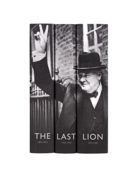 Winston Churchill Book Set by Juniper Books
