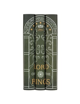 The Lord Of The Rings Book Set by Juniper Books