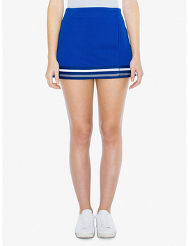 Heavy Terry Cheer Skirt by American Apparel