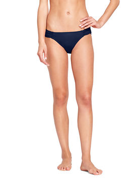 Women's Soft Side Bikini Bottoms by Lands' End