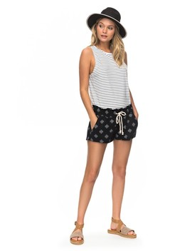 Oceanside Printed Beach Shorts by Roxy