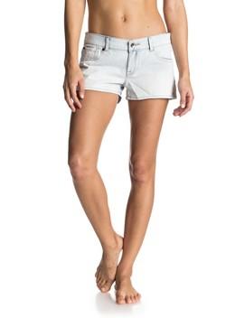 Andalousia Denim Shorts by Roxy
