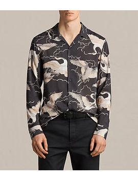 Romaji Shirt by Allsaints