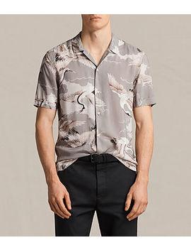Romaji Short Sleeve Shirt by Allsaints