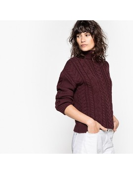 Rollkragenpullover by La Redoute Collections