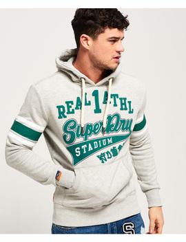 Real Athletic Hoodie by Superdry