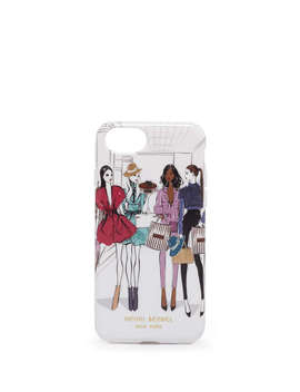 Runway Girls Graphic Case For I Phone 7/8 Runway Girls Graphic Case For I Phone 7/8 by Henri Bendel