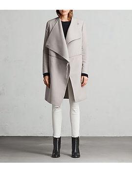 Ora Zip Coat by Allsaints